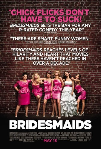 Bridesmaids वॉलपेपर possibly containing ऐनीमे titled Bridesmaids Poster