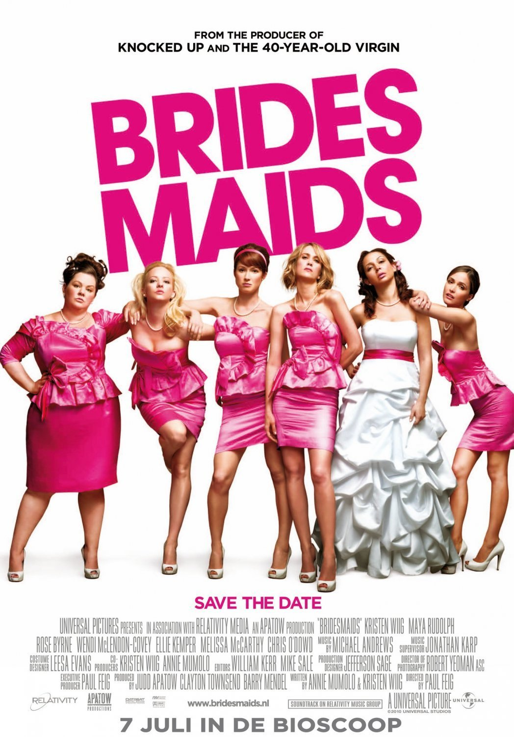 bridesmaids movie free