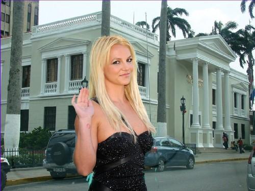 Britney in San Felipe