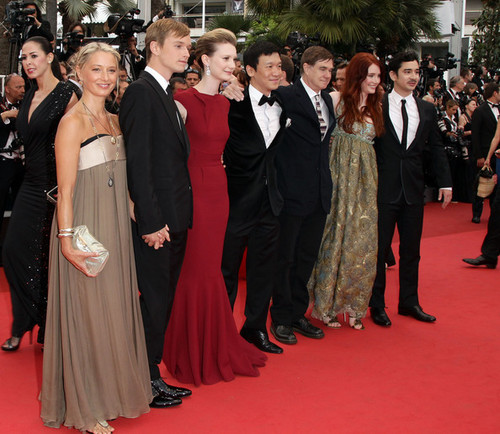 "Bryce Dallas at ""Restless"" Premiere - 64th Annual Cannes Film Festival"