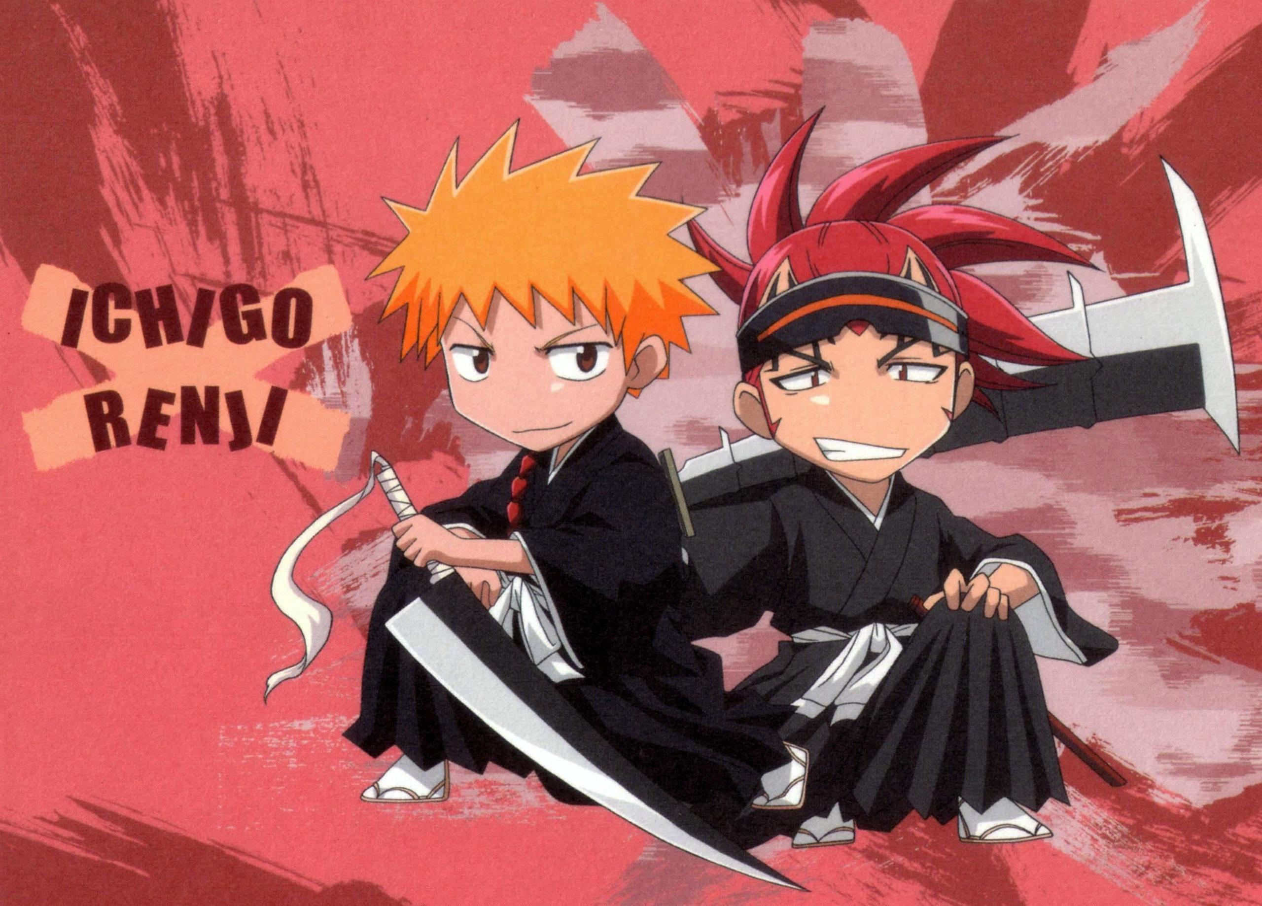 Bleach Chibis images CHIBIS HD wallpaper and background ...