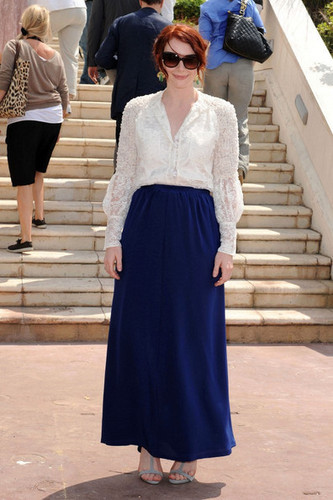 """Cannes Film Festival """"Restless"""" Photocall."""