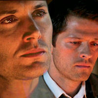 Castiel and Dean [6x20]
