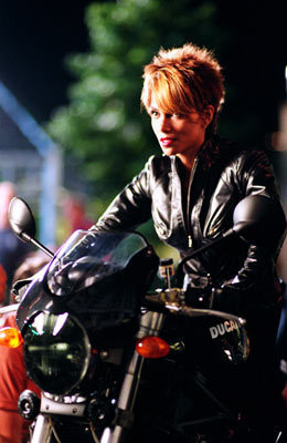 Catwoman The Movie Images Catwoman On A Motorcycle Wallpaper And
