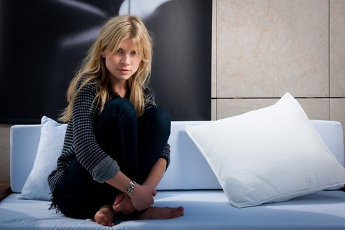 Clemence Poesy Cannes photocall