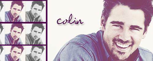 Colin!