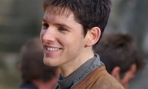 Colin's lovely smile