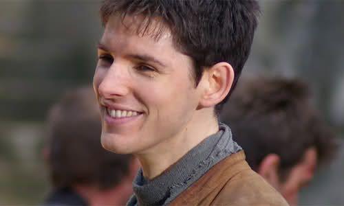 Colin's lovely smile