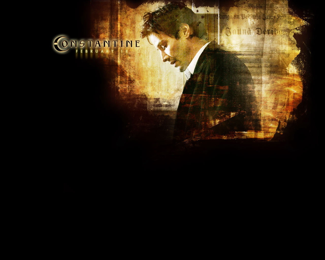 constantine images constantine hd wallpaper and background