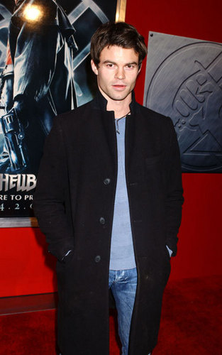 "Daniel Gillies ""Hellboy"" Los Angeles Premiere"