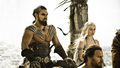 Dany & Drogo - game-of-thrones photo