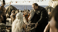 Dany & Jorah - game-of-thrones photo