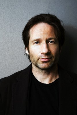 David Duchovny wallpaper possibly with a portrait entitled David Duchovny