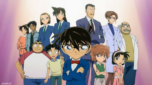 Detective Conan Cast