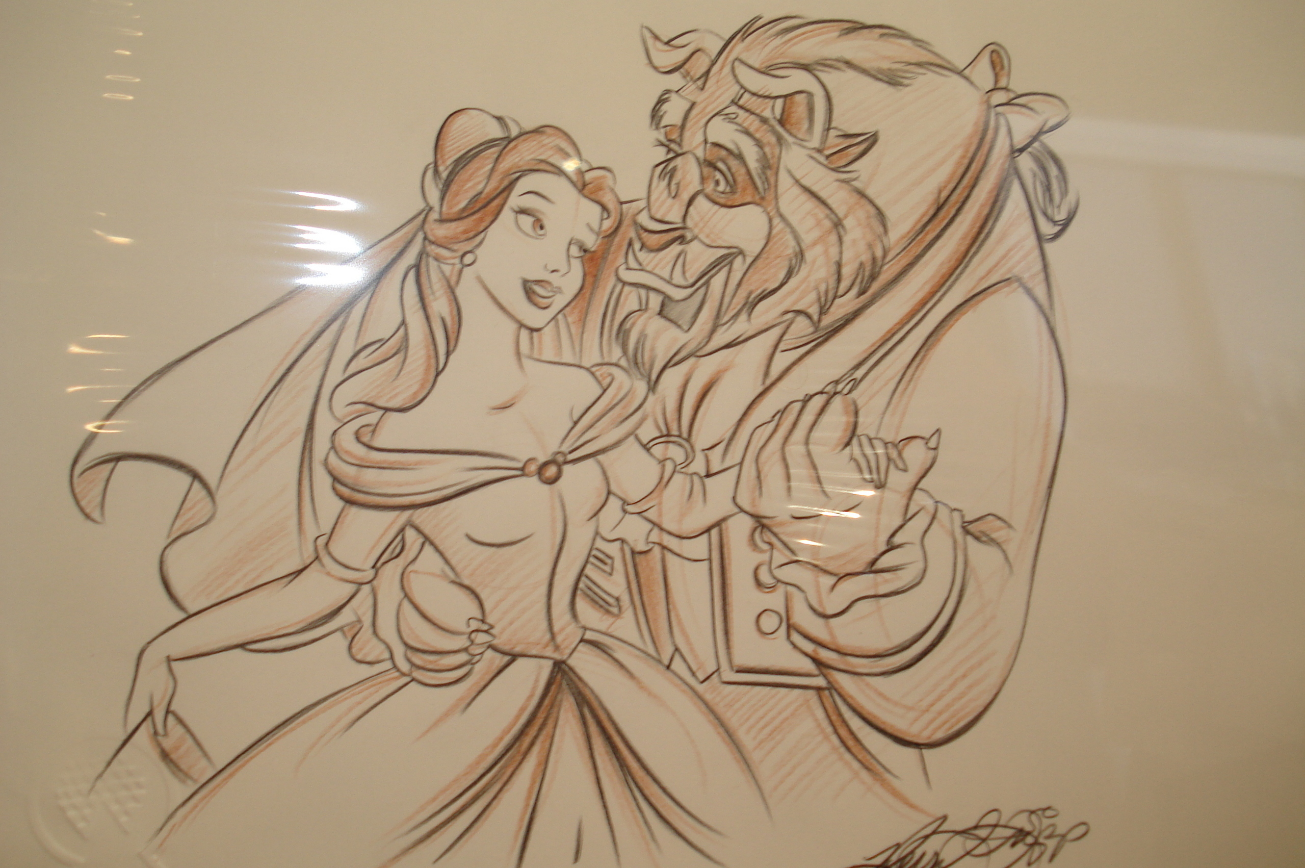 princess drawings Disney