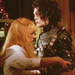 Edward and Kim - edward-scissorhands icon