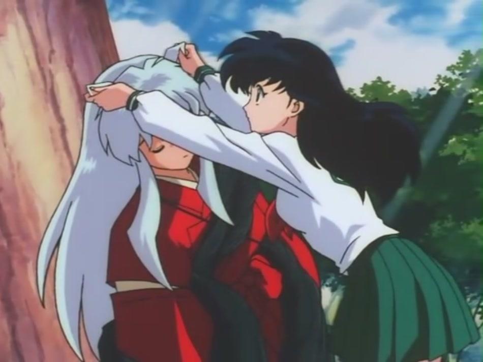 Inuyasha - Season 3, Episode 1: The Stone Flower and ...