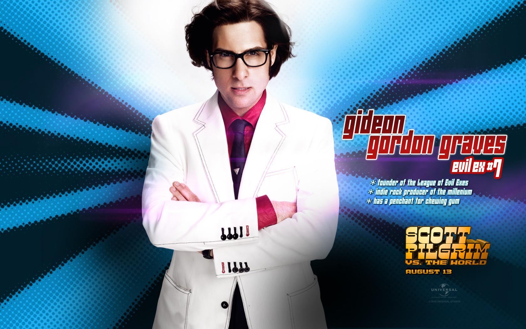 Gideon Scott Pilgrim Evil Ex # 7 - Scott Pi...