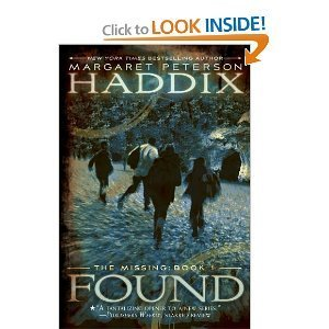 Found by margaret peterson haddix book report