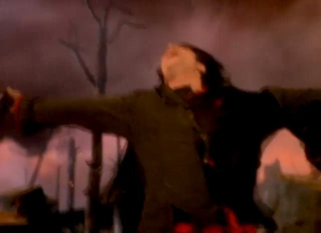 From Earth Song Video I capturted it