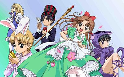 Gakuen Alice in Wonderland