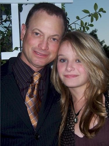 Gary and daughter Ella
