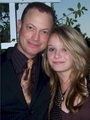 Gary and daughter Ella - gary-sinise photo