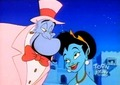 Genie and Eden - disneys-couples screencap