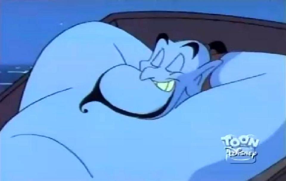 Genie - Disney Photo (21996820) - Fanpop