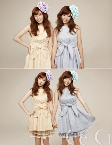 Girls' Generation Ceci Magazine