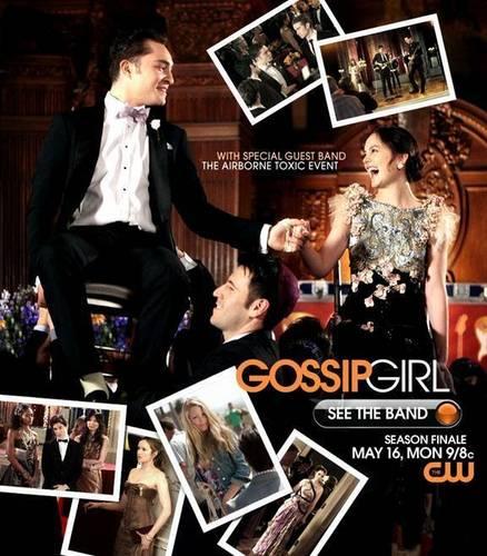 Gossip Girl - Season 4 Finale - Promotional CW Poster