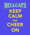 Hellcats! Keep Calm & Cheer On!!! 100% Real ♥