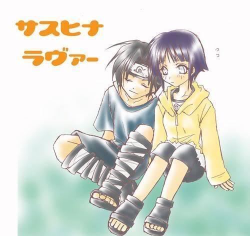 Hinata X Sasuke