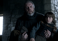 Hodor & Bran - game-of-thrones photo