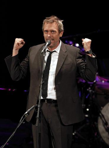 Hugh Laurie-Concert Paris 11.05.2011