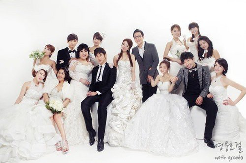 IU wallpaper with a bridesmaid, a bridal gown, and a gown called IU