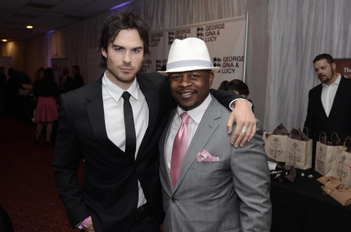 Ian @ Style Icon 2011 Luxury Gifting Suite at the Galt House 6/05/11