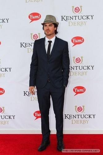Ian @ The Kentucky Derby 7/05/11