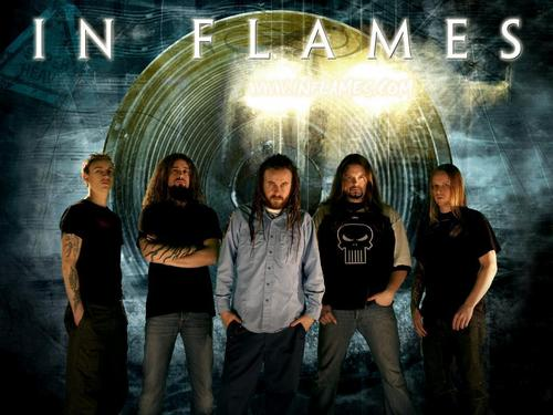 In Flames <3