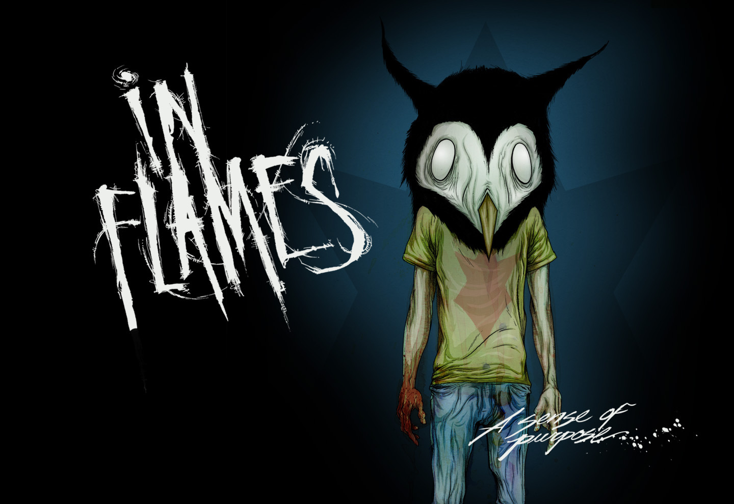in flames русский фан сайт: