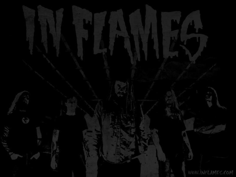 in flames wallpaper. In Flames lt;3