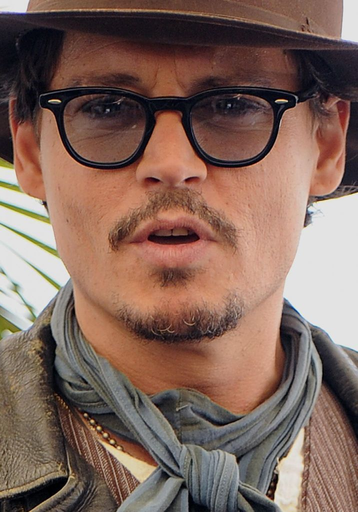johnny depp pirates of caribbean. JOHNNY DEPP --Press