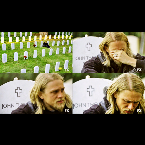 Jax at the Cemetary