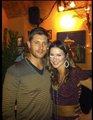 Jensen & Danneel in Italy