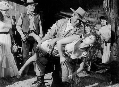 McLintock! - john-wayne Photo