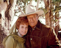 John & Maureen - john-wayne photo