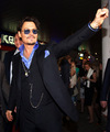 Johnny depp Premiere of Pirates of the Caribbean4- Russia 11.05.2011