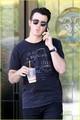 Kevin Jonas: Jamba Juice Jabber (05.10.2011)