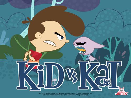 Kid vs. Kat