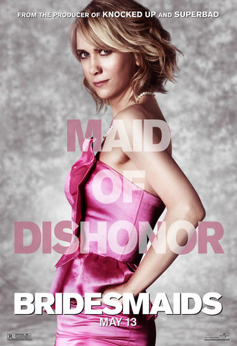 Kristen Wiig - Maid of Dishonor